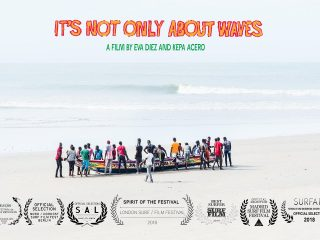 It's not only about waves - Kepa Acero y Eva Diez